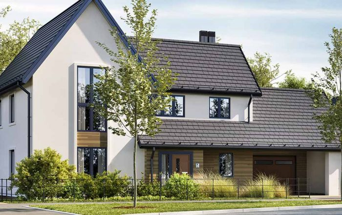 Improve the apperance of your home with external rendering